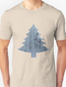 snow tree Unisex T-Shirt