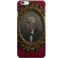 Ancient antique photo iPhone Case/Skin