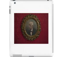 Ancient antique photo iPad Case/Skin
