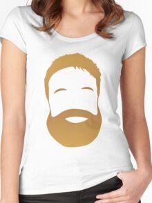 Ryan Fitzpatrick - Fitzbeard Women's Fitted Scoop T-Shirt