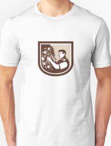 Grower Orchardist Gardener Pruning Tree  T-Shirt