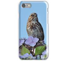 Little brown bird iPhone Case/Skin