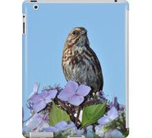 Little brown bird iPad Case/Skin