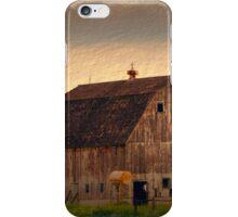 Cerro Gordo Abandon iPhone Case/Skin
