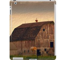 Cerro Gordo Abandon iPad Case/Skin