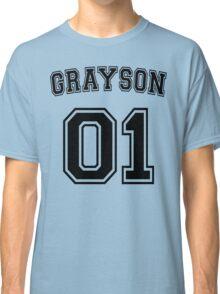 Dick Grayson Sports Jersey Classic T-Shirt