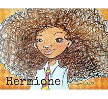 Hermione Photographic Print