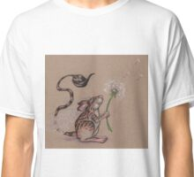 Dandelion Wishes Classic T-Shirt