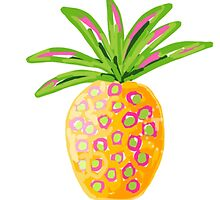 Pineapple by haley2925