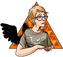 Triangle Seb by thwz