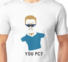 You PC Bro?  Southpark PC Principal (on white) Unisex T-Shirt