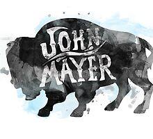 John Mayer  by haley2925