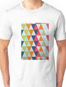 Triangle mayhem Unisex T-Shirt