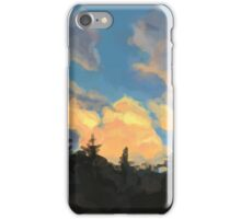 Wednesday Afternoon iPhone Case/Skin