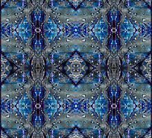 Feathers in blue by MigBardsley
