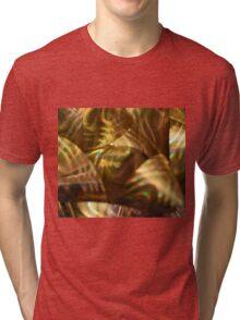 Golden Ribbon Tri-blend T-Shirt