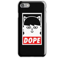 Hip Hop Monster DOPE ( Jimin - BTS ) iPhone Case/Skin