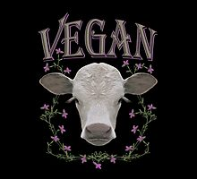 VEGAN by fuxart