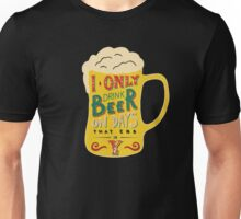 Beer Humorous Saying Unisex T-Shirt