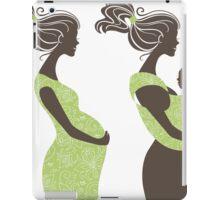 Beautiful pregnant woman #5 iPad Case/Skin