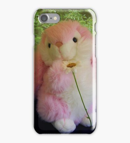 Fluff and Flower iPhone Case/Skin