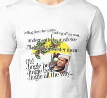 Jingle bells by Barney Unisex T-Shirt