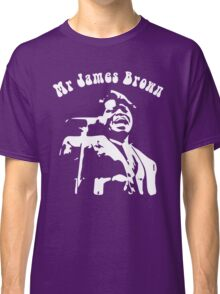 James Brown Classic T-Shirt