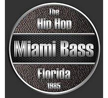 Hip Hop Miami Bass Florida 1985 Photographic Print