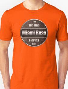 Hip Hop Miami Bass Florida 1985 T-Shirt