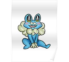 Adorable Froakie! Poster