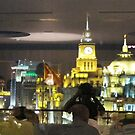 Reflections of the Bund  by Ethna Gillespie