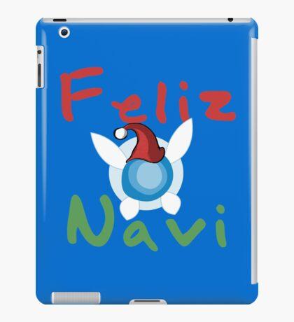 Feliz Navi! iPad Case/Skin