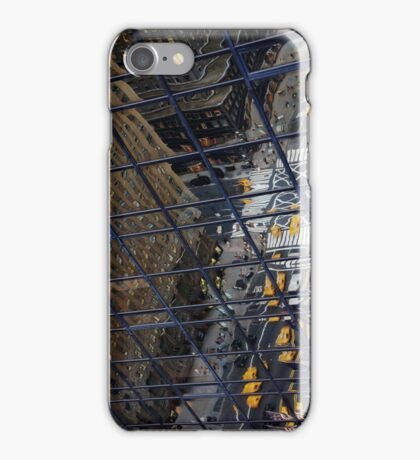 New York City View iPhone Case/Skin