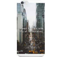 HOLY GROUND iPhone Case/Skin