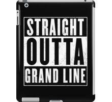 One Piece - Grand Line iPad Case/Skin