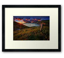 Warbarrow Bay ... Framed Print