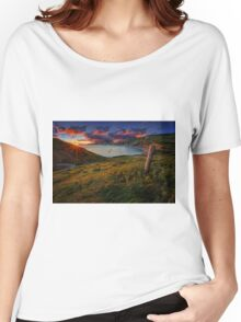 Warbarrow Bay ... Women's Relaxed Fit T-Shirt