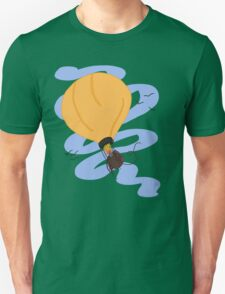Hot Air Balloon in the Sky Unisex T-Shirt