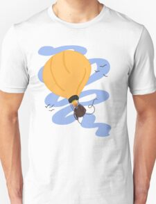 Hot Air Balloon in the Sky T-Shirt
