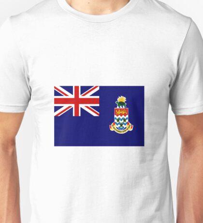 Cayman Islands Flag Unisex T-Shirt