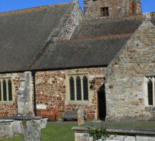 Canford Magna Parish Church Sticker