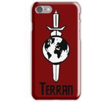 "Star Trek ""Terran"" T-Shirt iPhone Case/Skin"