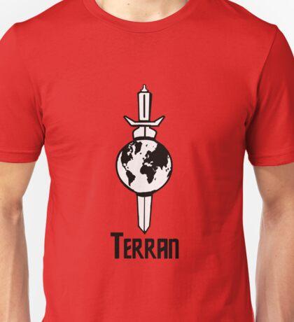 """Star Trek """"Terran"""" T-Shirt Unisex T-Shirt"""