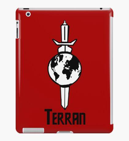 "Star Trek ""Terran"" T-Shirt iPad Case/Skin"