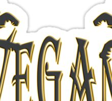 LIONS VEGAN Sticker
