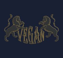 LIONS VEGAN One Piece - Short Sleeve