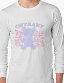 CRYBABY:TEDDYBEAR Long Sleeve T-Shirt