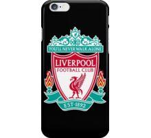 Liverpool logo iPhone Case/Skin
