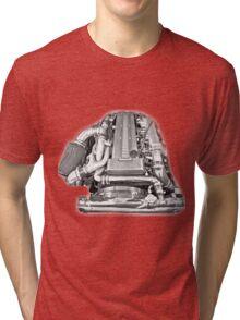 1JZ Tri-blend T-Shirt