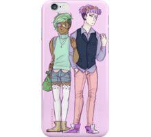Pastel Mutsurie iPhone Case/Skin